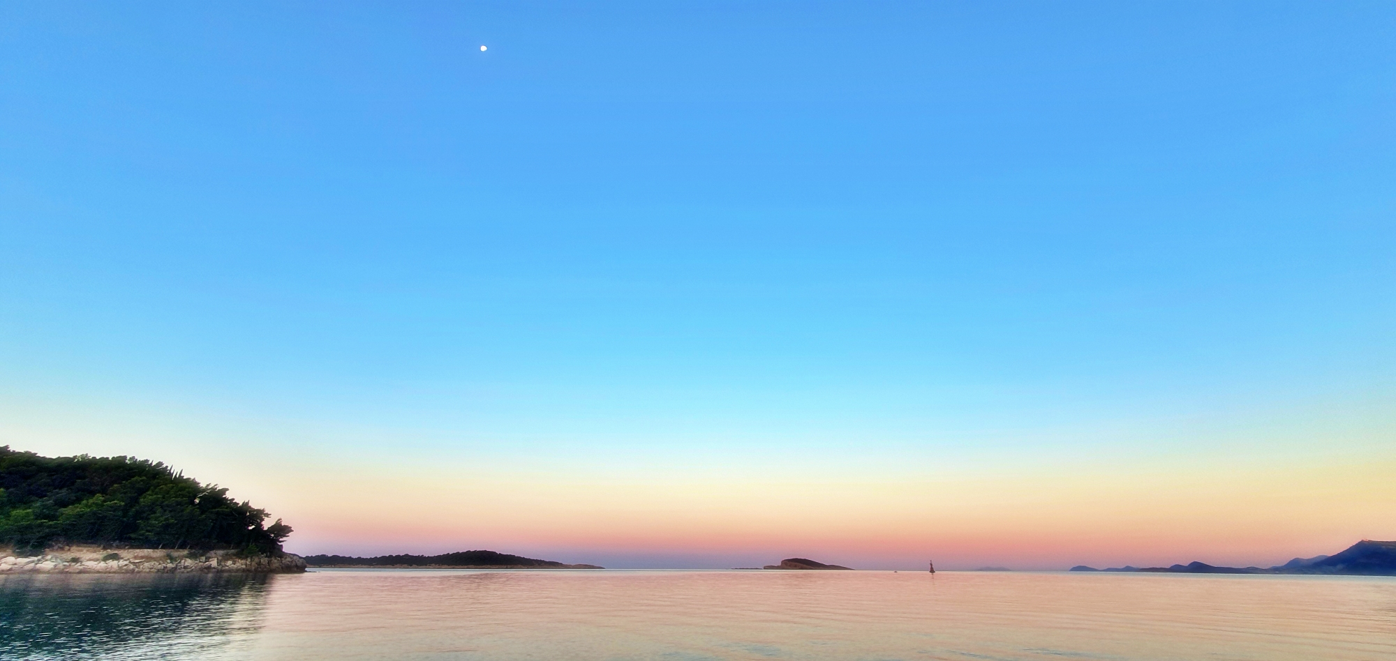 Sunrise at Cavtat
